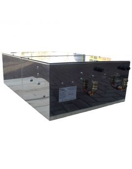 PUMA Twin RG 40 XL20 - 20L Hot Water Tank Pump
