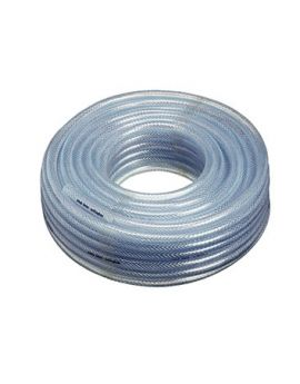 """3/8"""" Reinforced Tube - 30M - Clear"""